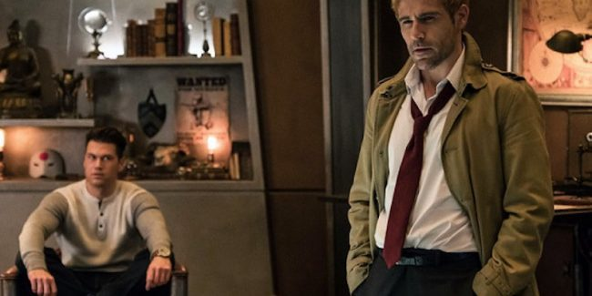 Magic, Speedsters & Constantine to populate second half of Legends Of Tomorrow