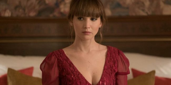 Red Sparrow movie review: For your eyerolls only