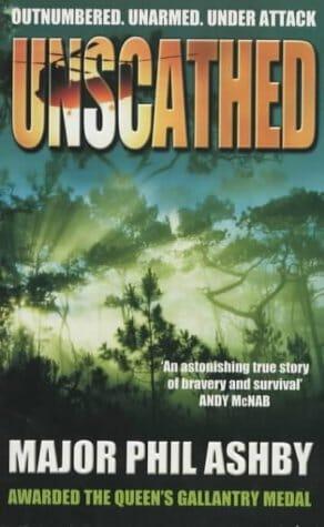 Phil Ashby's book about escape