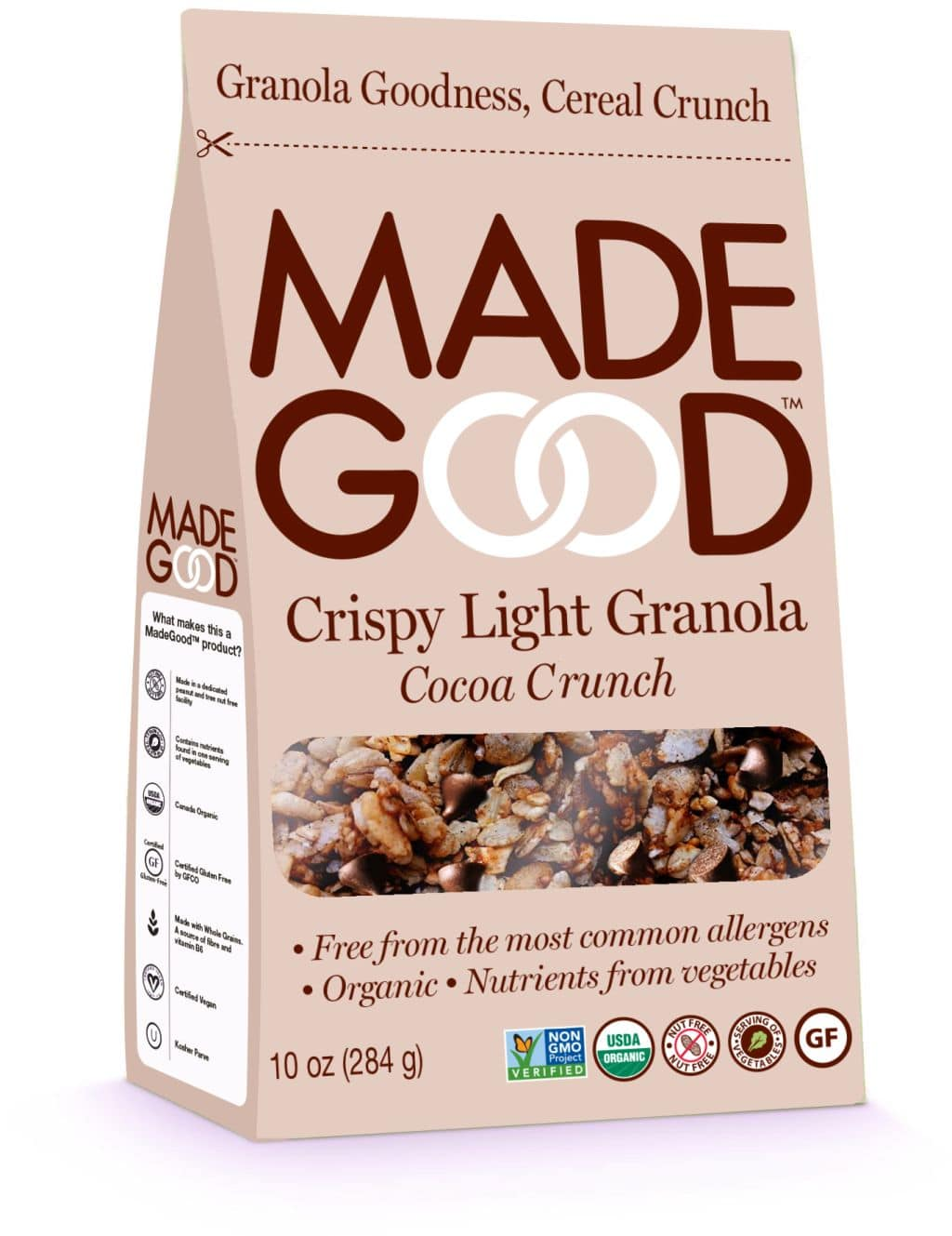 MGUS Light Granola Cocoa Crunch 789x1024 - Natural Products Expo West 2018: Exhibitors to put on your visit list