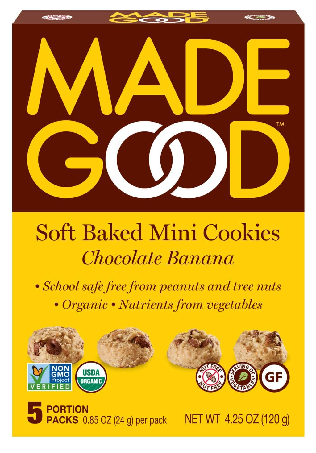 MGUS SoftBakedCookie Chocolate Banana 714x1024 - Natural Products Expo West 2018: Exhibitors to put on your visit list
