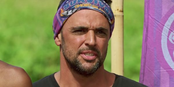 Domenick on Survivor: Ghost Island Season 36 Episode 4