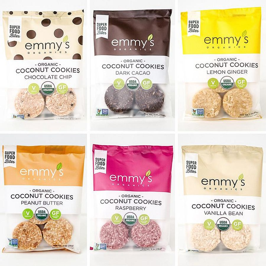 emmy cookies - Natural Products Expo West 2018: Exhibitors to put on your visit list