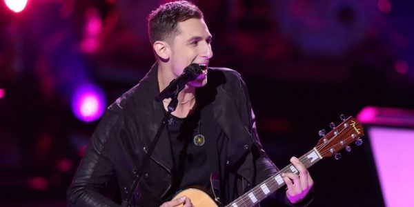 Jorge Eduardo during the Battle Rounds on The Voice