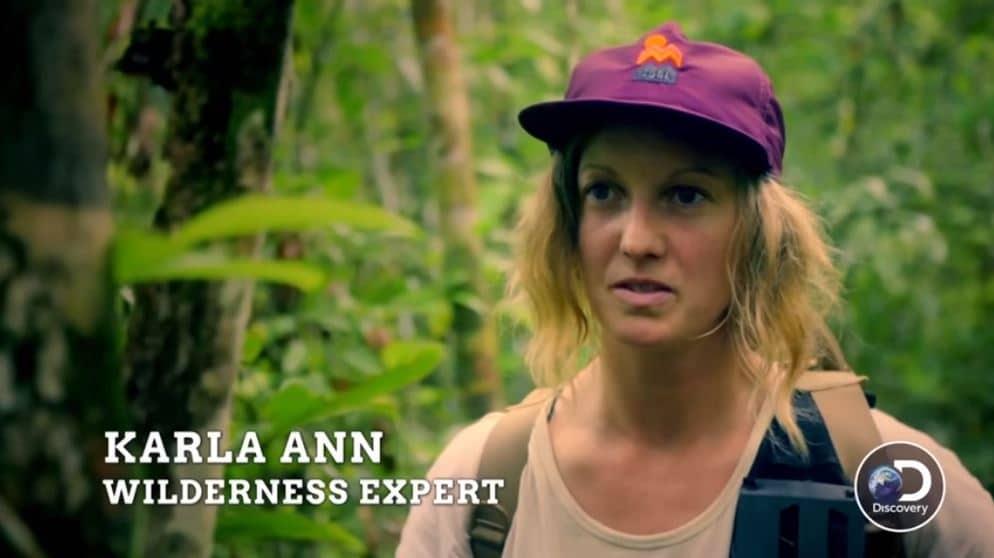 Karla Ann on Parker's Trail Season 2