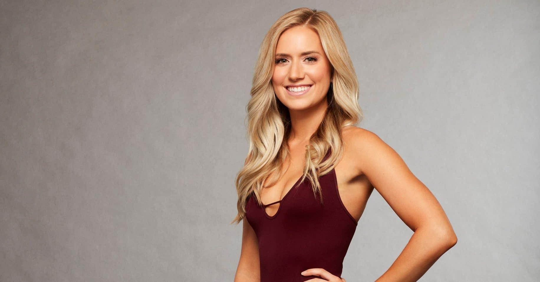 Lauren Burnham on The Bachelor
