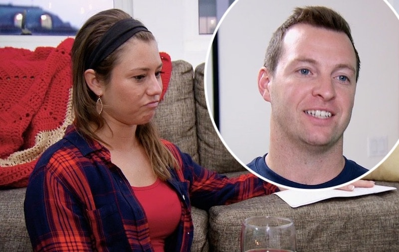 Jaclyn and Ryan on Married at First Sight