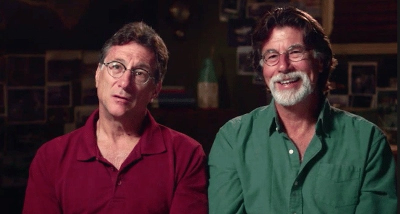Marty and Rick Lagina on The Curse of Oak Island Season 5