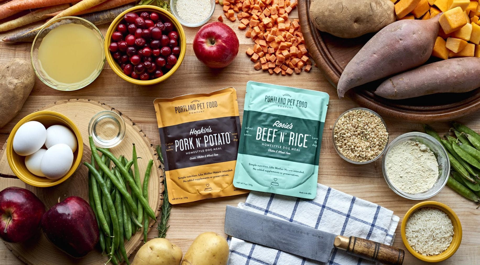 portland dog food 1024x565 - Natural Products Expo West 2018: Exhibitors to put on your visit list
