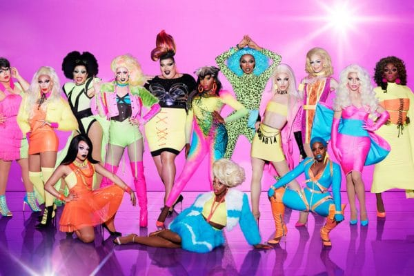 RuPaul's Drag Race Season 10 cast: Meet the queens