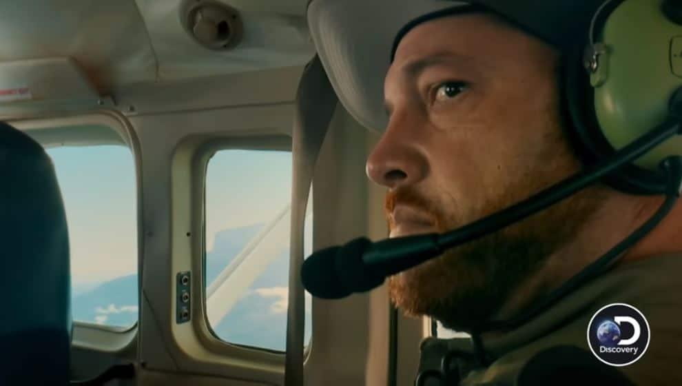 Rick Ness on Parker's Trail Season 2