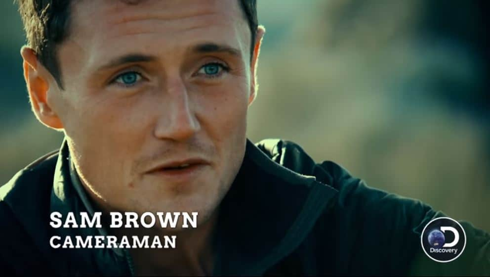 Sam Brown on Parker's Trail Season 2