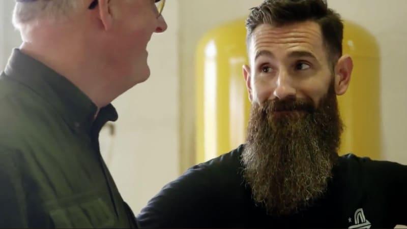 Aaron Kaufman in the premiere of Shifting Gears with Aaron Kaufman