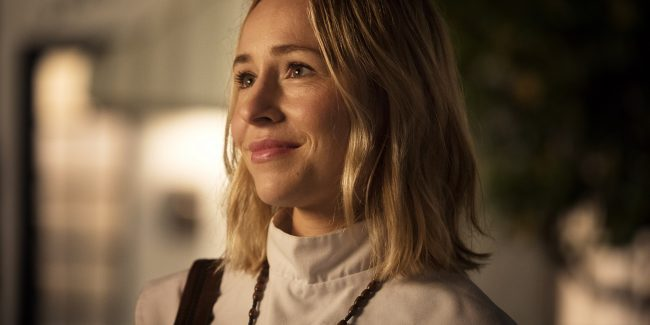 Sarah Goldberg, breakout star of HBO's Barry, on her character Sally Reed