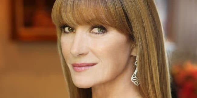 Jane Seymour's humanitarian efforts awarded in star-studded event