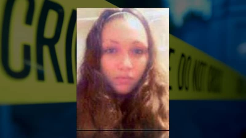 Ashley Summers missing at 14