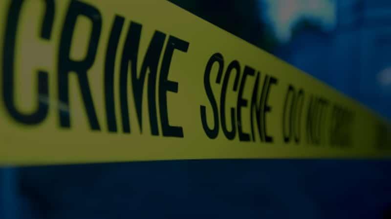 Crime scene: Do not cross