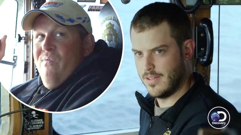 Sean Dwyer and Casey McManus on Deadliest Catch