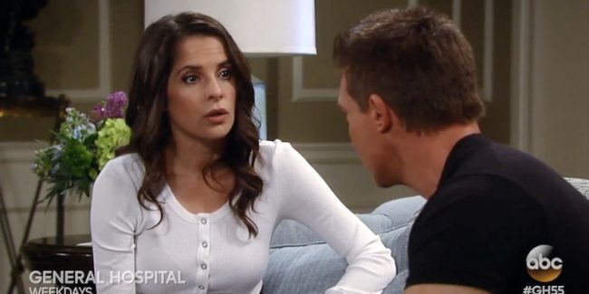 General Hospital spoilers: Someone tries to come between Sam and Jason; Is Courtney coming back to Port Charles?
