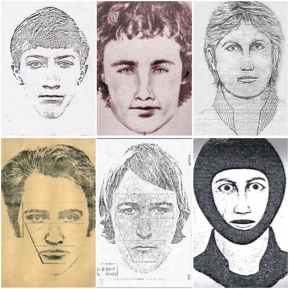 The Golden State Killer might have been caught in shape of ...