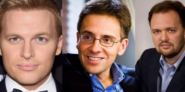 Ronan Farrow, Ian Bremmer and Ross Douthat on Real Time with Bill Maher