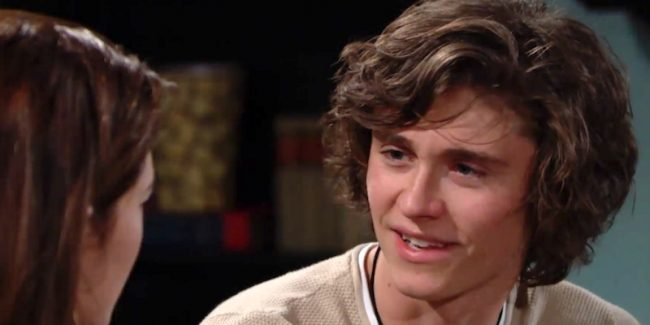 Reed on The Young and the Restless