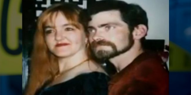 Sean Vincent Gillis with girlfriend Terri