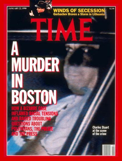 Time Magazine cover of Stuart Murders