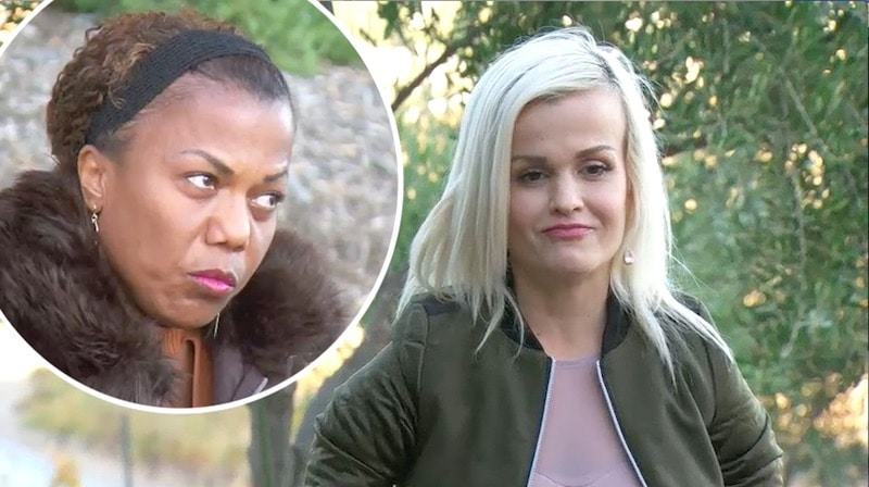 Terra Jole and Tonya Banks on Little Women: LA