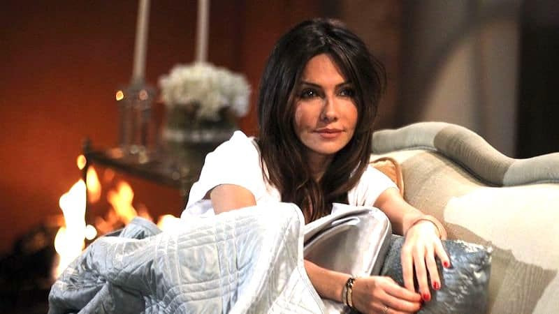 Vanessa Marcil on General Hospital