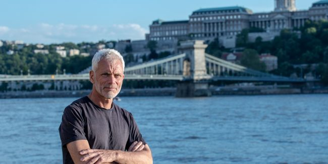 Mighty Rivers exclusive: Jeremy Wade searching for the Danube's endangered huchen