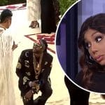 2 Chainz proposes to Kesha Ward at the 2018 Met Gala and, inset, Tamar Braxton