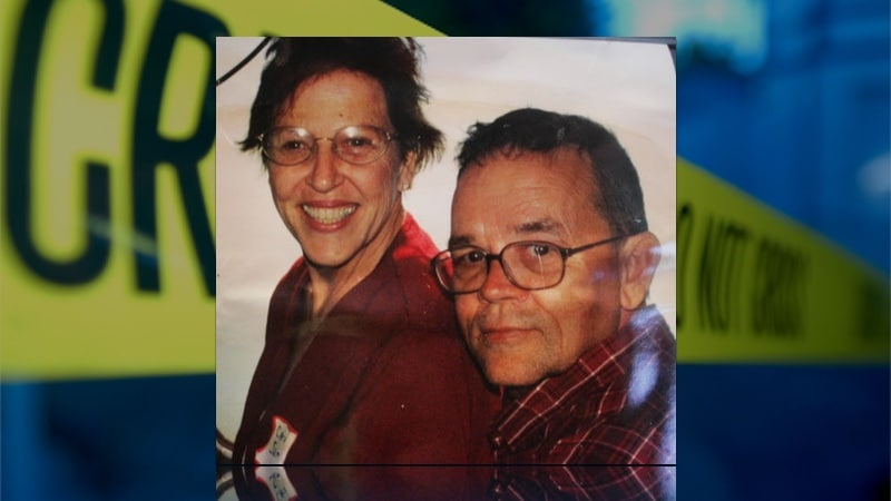 Carol and James 'Reggie' Sumner
