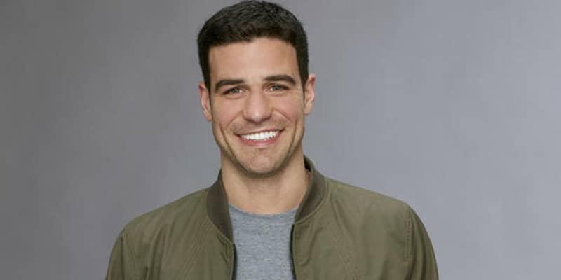 Joe from The Bachelorette
