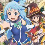 KonoSuba Season 3 release date New anime teased by Kazuma, Megumin voice actors Fans hope for Bakuen anime, KonoSuba movie, or OVA 3 Light Novel Spoilers