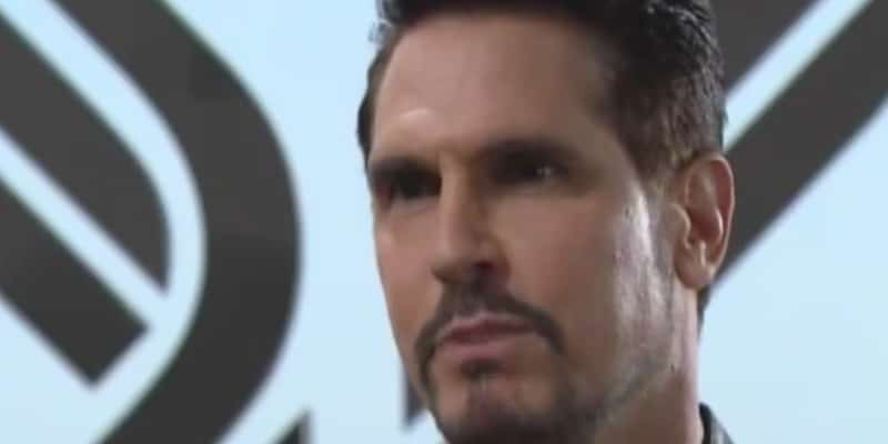 Liam provokes Bill on The Bold and the Beautiful
