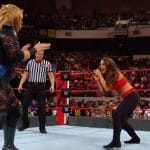 Who is Michelle Webb, the wrestler bullied by Nia Jax on WWE Raw?
