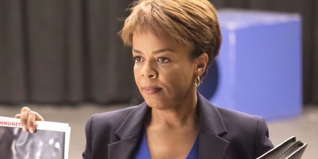 Exclusive: Barry star Paula Newsome on Det. Janice Moss, 'rarified air' and unraveling a murder