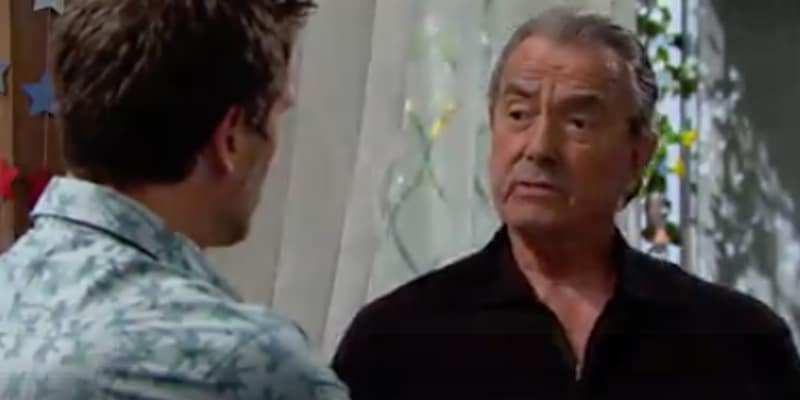 The Young and the Restless spoilers: Victor and Nick