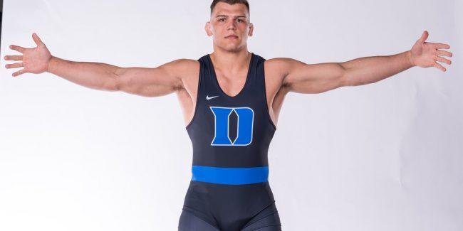 Who is Jacob Kasper, the latest top WWE recruit?
