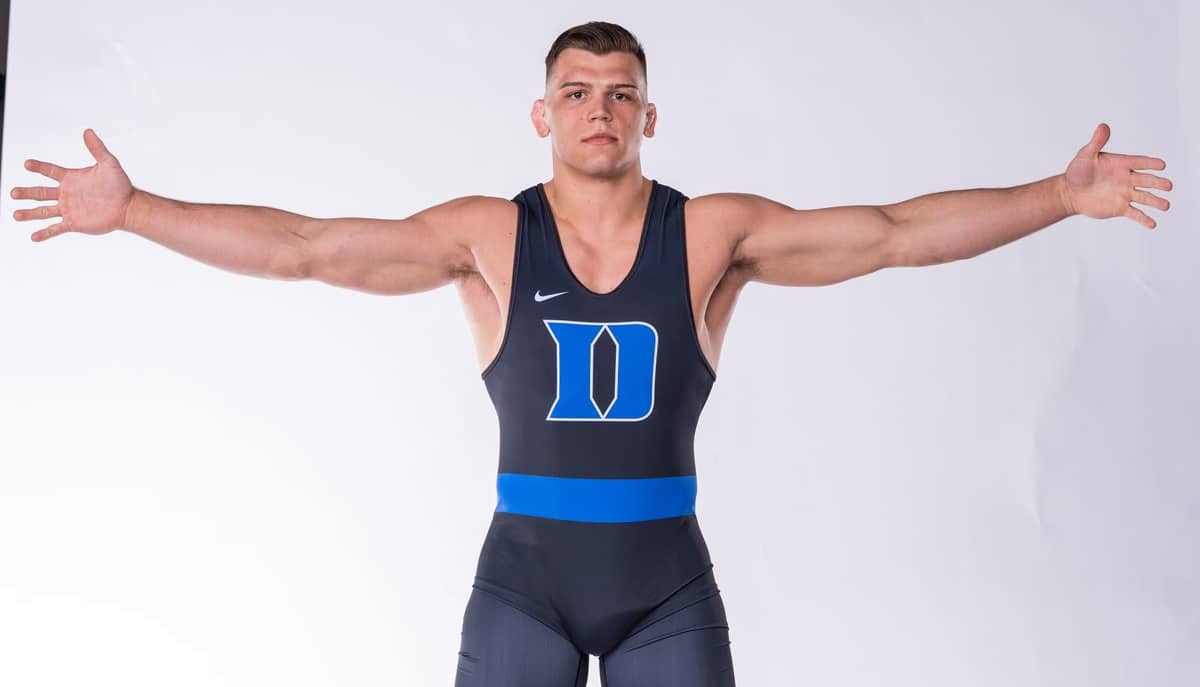 Who is Jacob Kasper, the latest top WWE recruit?