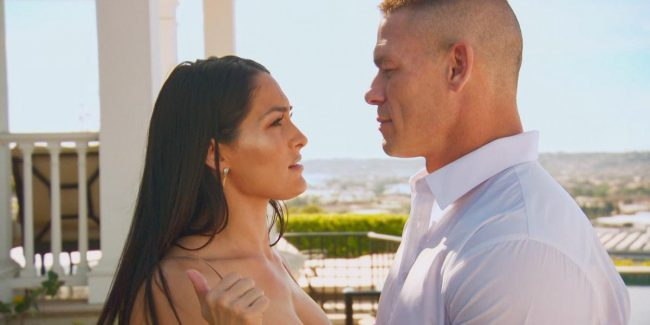 Total Bellas news: John Cena and Nikki Bella are back together again