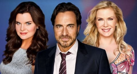The Bold and the Beautiful 's Katie, Ridge, and Brooke face a tumultuous week
