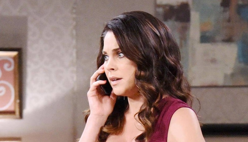 Chloe on Days of our Lives