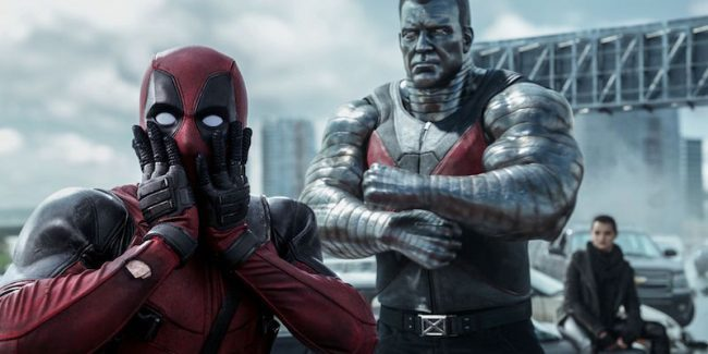 Ryan Reynolds as Deadpool in Deadpool 2