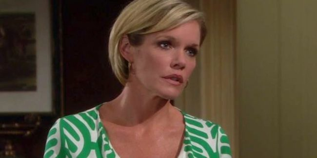 Maura West as Kyle's mom Diane Jenkins on The Young and the Restless