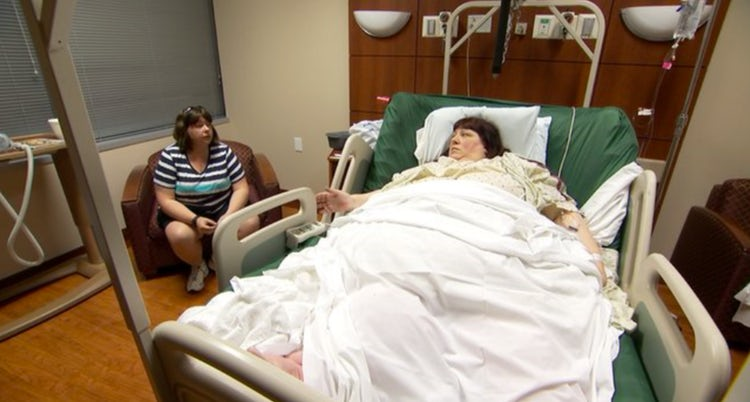 erica wall my 600 lb life - Erica Wall's incredible transformation on My 600-lb Life: Where Are They Now?