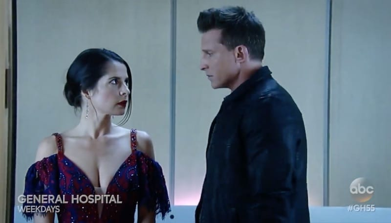 "General Hospital's ""I'm Sorry for Breaking You"" clip"