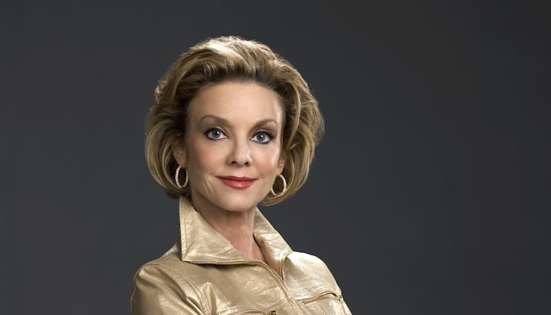 Gloria on The Young and the Restless