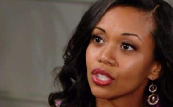 Is Hilary from The Young and the Restless pregnant in real life? Is Mishael Morgan expecting?